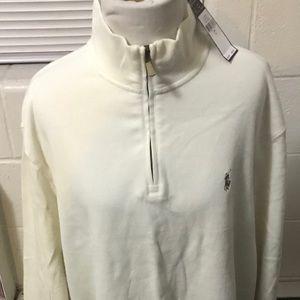 Men's Polo Ralph Lauren Half-Zip Sweater